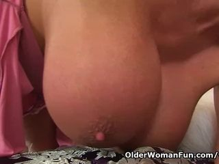 English cougar Shannon Blue loves her fresh fucky-fucky plaything