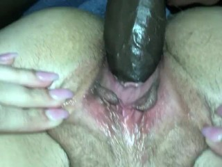 Vegas wifey humped rock hard and supreme in Fremont motel The D she luvs big black cock