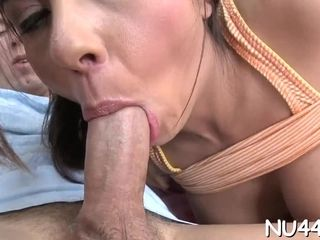 Huge-titted doll deep throats huge dinky