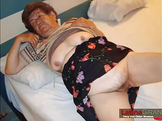 LatinaGrannY second-rate Pictures akin to superannuated Nudes