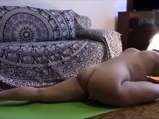 Hot Milf revealed Yoga