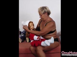 OmaHoteL Slideshow with grandmas gargle and smash