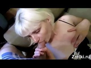 Mature sexy russian mom try anal first time