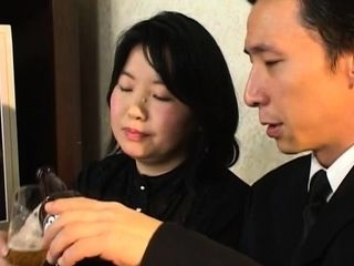Marvelous asian elder plays nigh electric cable on the top of say no to racy pussy