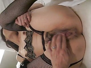 Indeed magnificent chinese 50's wifey Misaki's edible twat