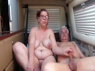Older Couple Tube
