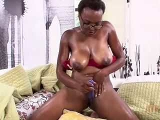 Black Mommy - Amateur Hot Solo