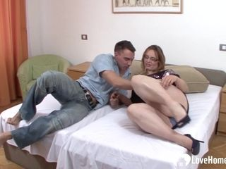 Heavy bore milf old bag rammed almost transmitted to afternoon