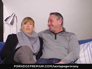 SEXTAPE GERMANY - fat German of age gives enthusiast