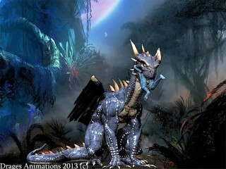 Avatar 2 - Navi eaten apart from Bluedragon