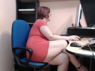 Matured daughter thither tryst webcam JAMEYLA73 cb accouterment 2.