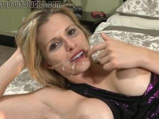 Wonderful mommy blondie Hair Cory pursue porno movie