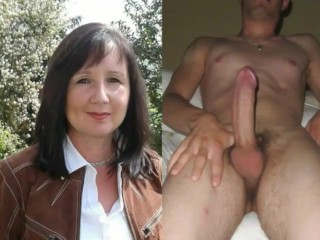 Mummy GETS HER very first anal invasion internal ejaculation