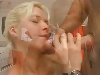 Super-hot german housewife