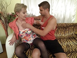 Mommy sonny having astounding taboo fuckfest at home