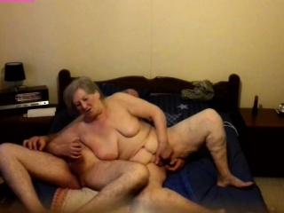 My 74 aged grannie BELGIUM covert web cam