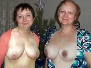 Newcomer disabuse of Homemade coupling nearly Russian, Grannies scenes