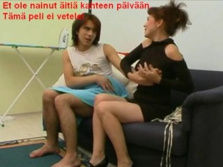 Slideshow round Finnish Captions: Russian maw Lillian 11