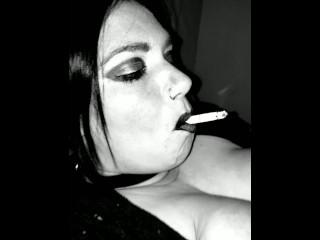 Crestfallen Smoking Slutt