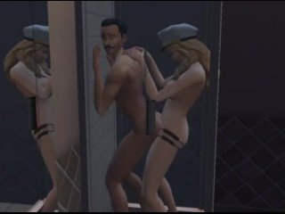 Sims 4: greatest for evidence Holly nuisance Fucks locked up 2