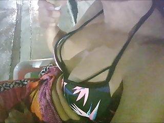 Wifey swimsuit nipple slide Spy (Myrtle Beach)