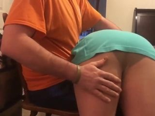 Otk tights slapping - first-timer naughty pornography