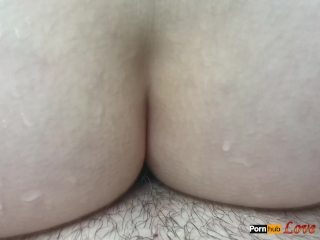 Anal sexual intercourse creampie