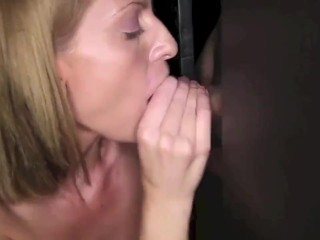 Simmering MILF Loves Swallowing Cum