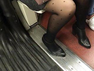 My wifey in metro ( moja supruga serbian )