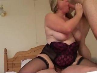 PornDevil13.British Granny Vol.2 Rachel