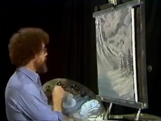 Bob Ross The fun of Painting S1 E4