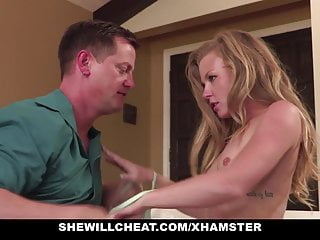 SheWillCheat - whorey wifey rode By Internet dude