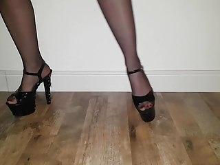 My revolutionary scornful Heels