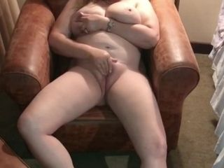 Bare Horny wifey finger-banging Her shaven cooch To ejaculation - wild Homemade