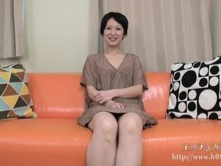 Asian MILF in home porn with masturbation & fuck