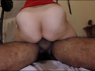 Unskilled become man rides heavy botheration cums interracial peluda