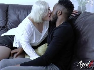AgedLovE Lacey Starr multiracial gonzo Footage