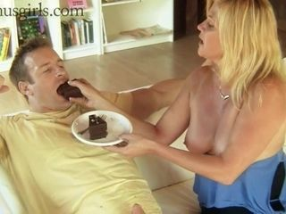 Highly super-fucking-hot light-haired milf Ginger Lynn Made enjoy