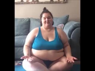Bbw Yoga mummy