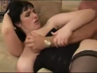 Shove around British Milf Seduces Handyman