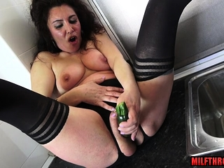Shaved of age coitus with the addition of cumshot