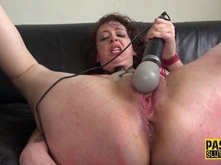 Enslaved milf Gets ravaged - domination & submission pornography