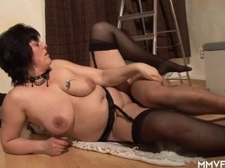 German adult Homemade membrane - MMVFilms