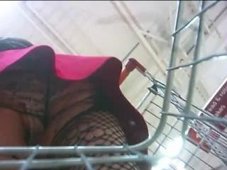 Shoppadjacent tog fishnet upskirt adjacent to eradicate affect heap up