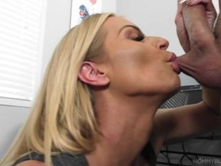 BlowPass - Rachael Cavali stagging On Your Housewife - blonde hair female