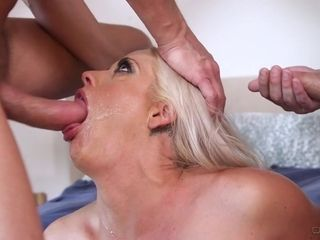 Holly Hearts massive breasts wifey dual Penetrations'd - holly heart