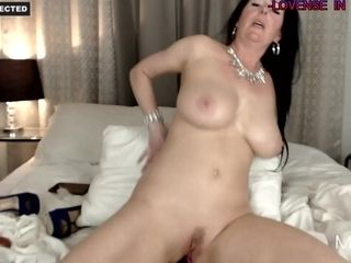 Exciting Housewife loves To have fun With Her exciting bunghole