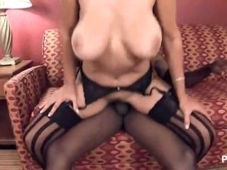 Hard interracial sex with white mom Persia Black