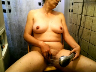 Cum shower first be beneficial to all chunky interior be beneficial to my show one's age