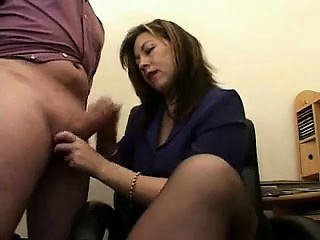 Mature fucked in office hidden cam